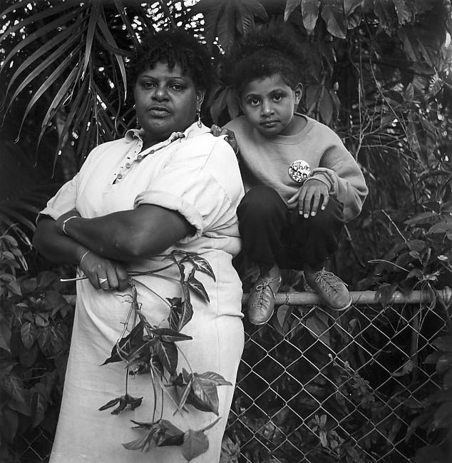 Karen & Jesintha Tanner — Bundaberg Qld 1988
