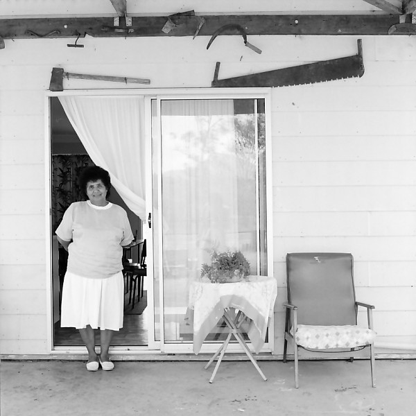Mable Edmunds — Rockhampton Qld 1990
