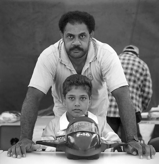 Nathan Tanner & Nephew — Bundaberg Qld 1989