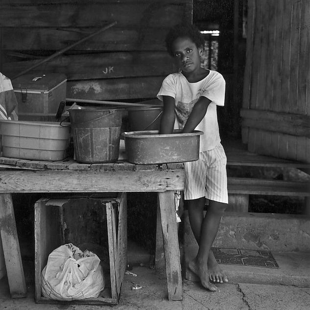Lockeah Wapau — Mackay Qld 1990