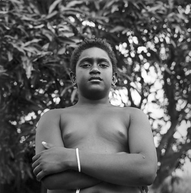 Juleian Wapau — Mackay Qld 1990