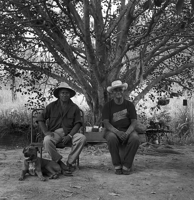 Roy & Percey Mooney — Mackay Qld 1990