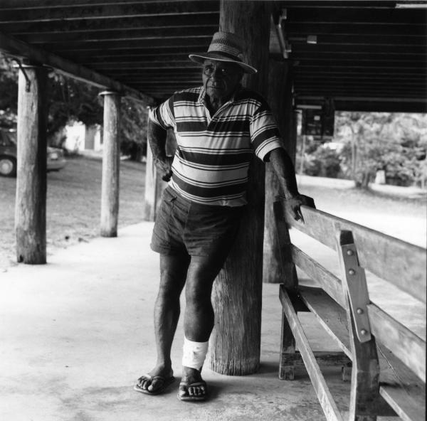 Noah Sabbo ('Europah') — Mackay Qld 1990